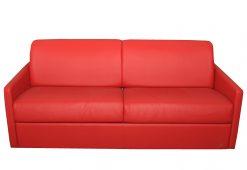 piros kanapé ágyazható