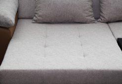u-alakú ülőgarnitúra